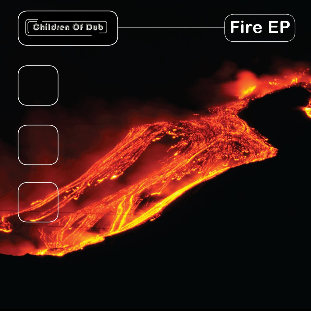 Fire ep cd artwork