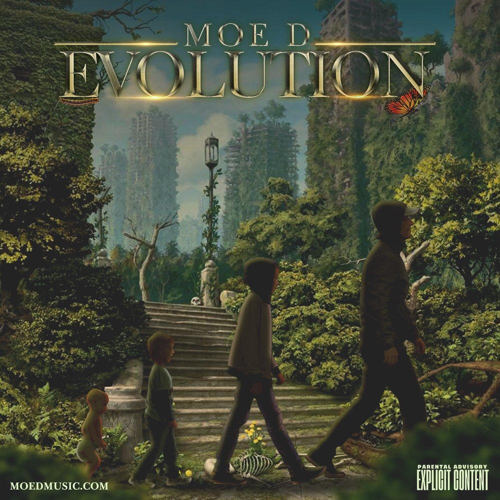 Evolution cd cover