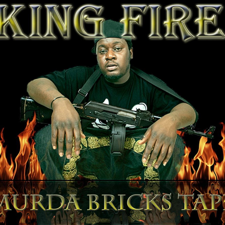 King fire final album cover 4 1 13