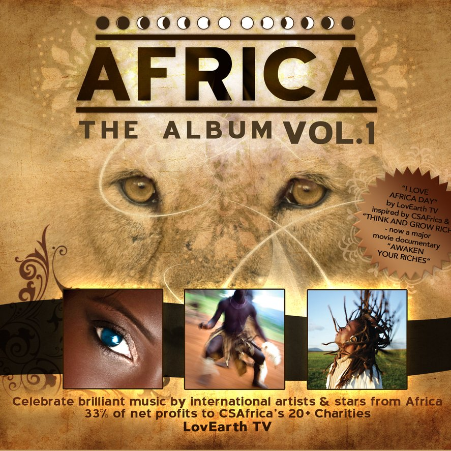 Africacorrected.album cover