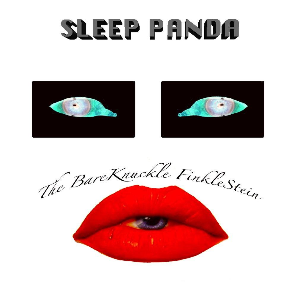 Sleep panda cd cover