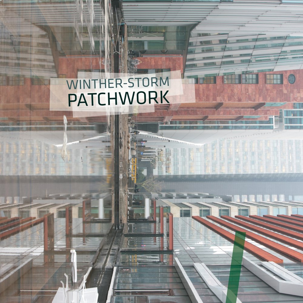 Patchwork norcd1096 cover