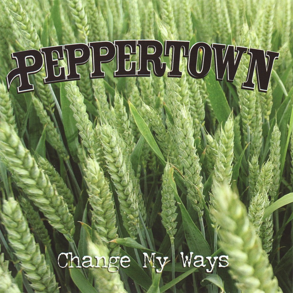 Peppertown change my ways album art