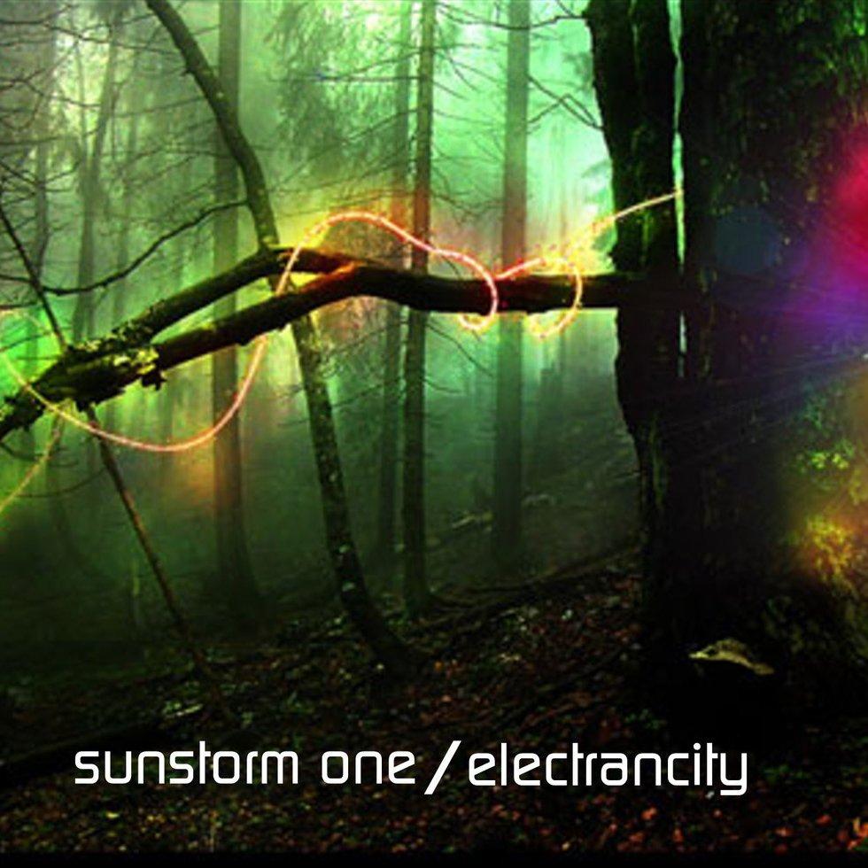 Electrancity cover