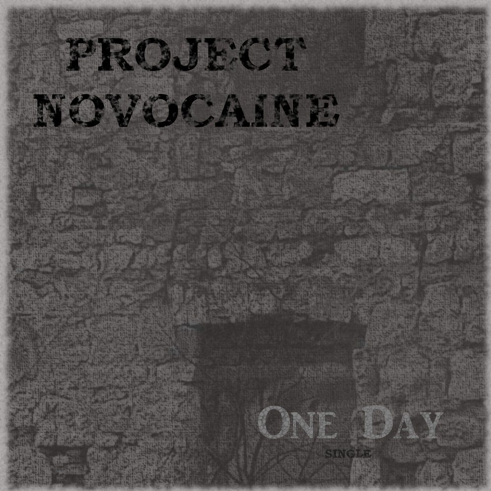 One day single cover large