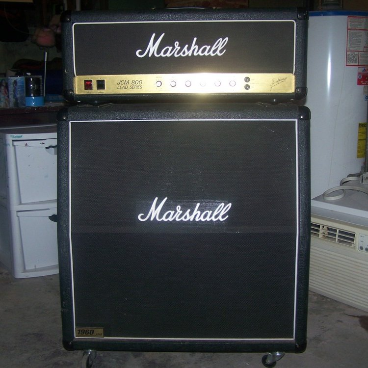 Cab and jcm 800