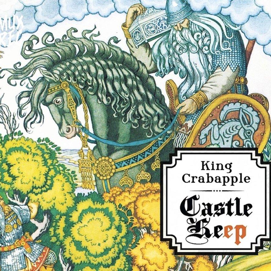 Big castle keep front resize