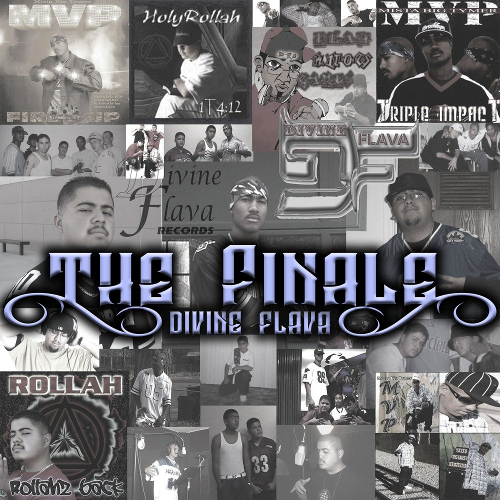 The finale cover
