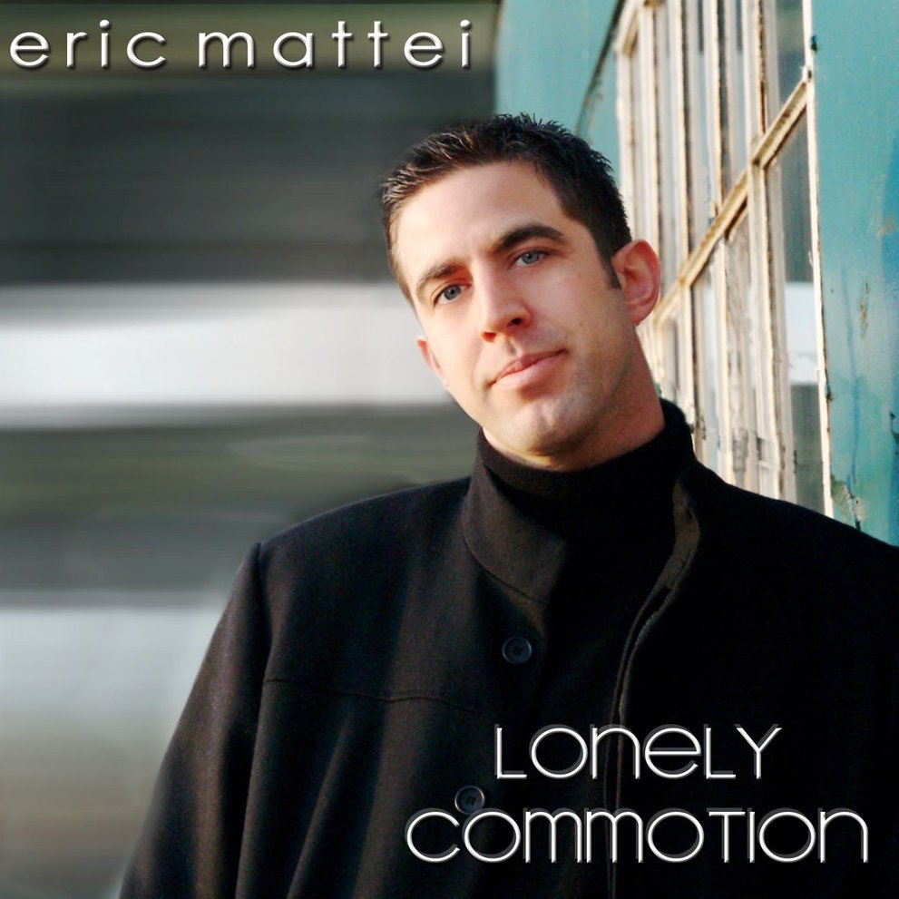 Lonely commotion cover