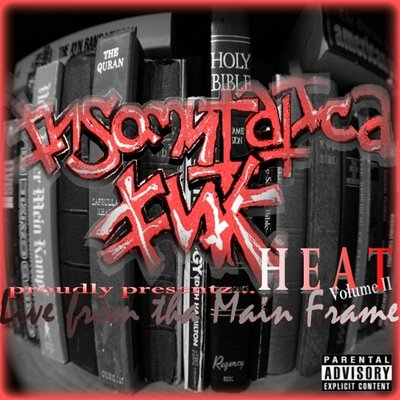 Insomniatica Ink proudly presents:HEAT vol.2~Live from tha MainFrame
