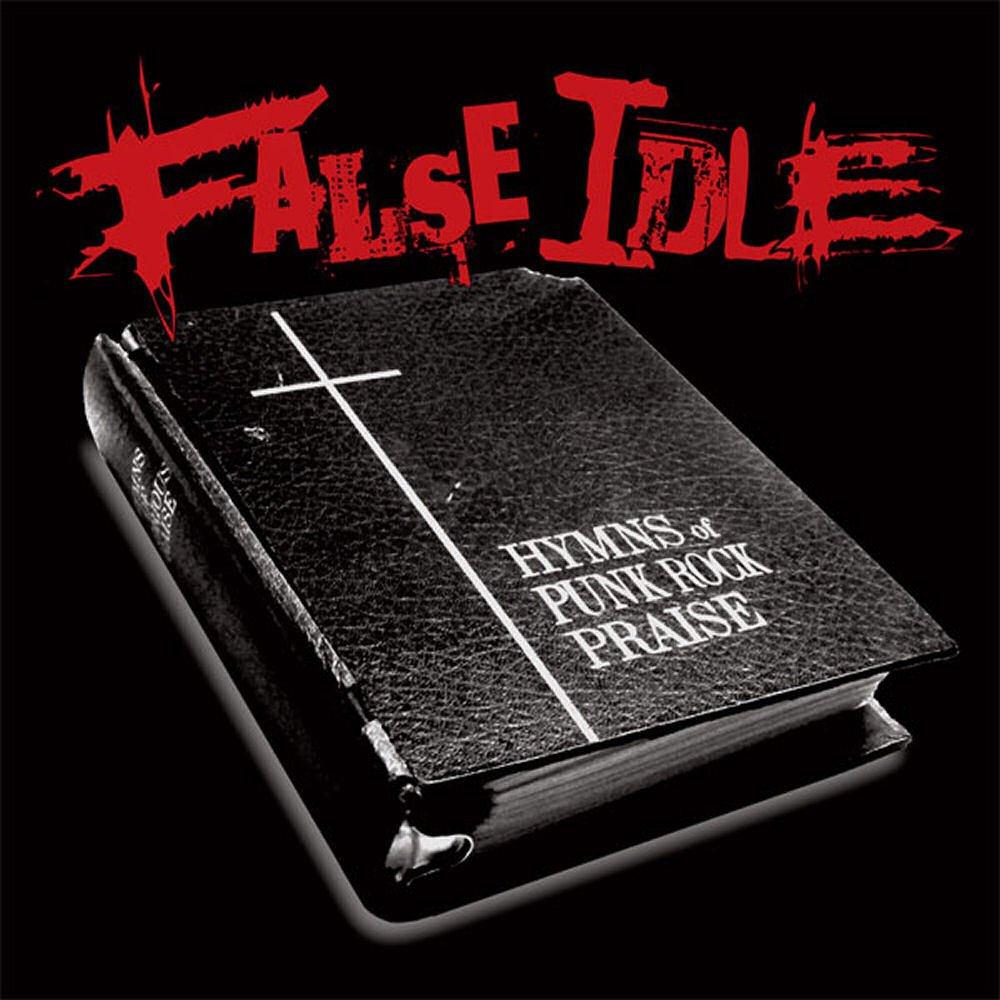 Hymns of punk rock praise cvr