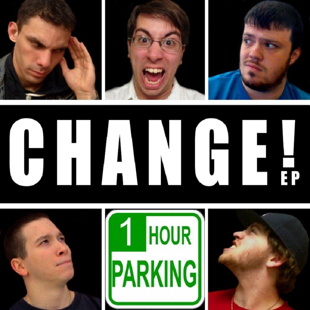 1hp change ep album cover front   copy