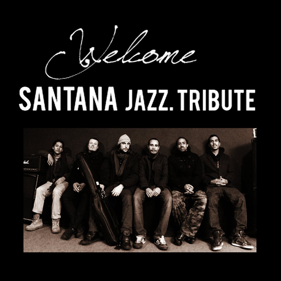 Welcome santana tribute 300 dpi