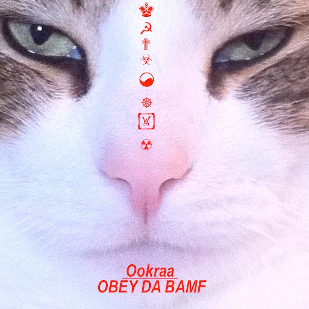 Ookraa album cover