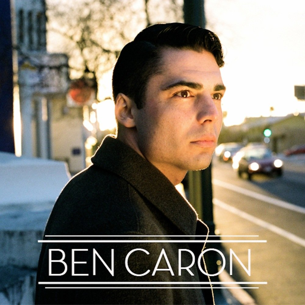 Ben caron digital album artwork