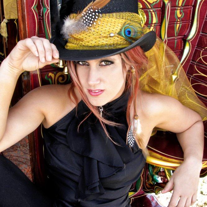 Modern Day Gypsy by Jasmine Cain | ReverbNation
