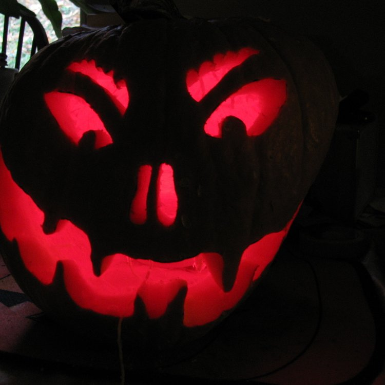 Crooked grin by pumpkin crazy