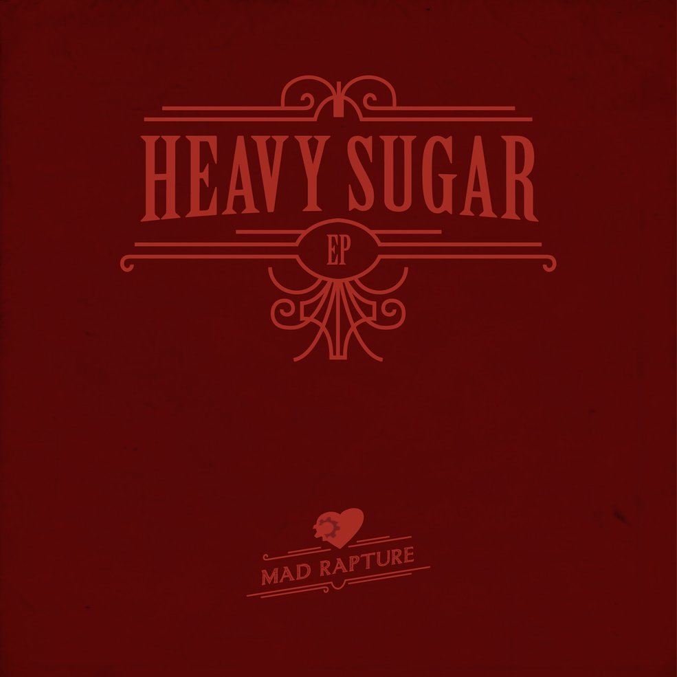 Heavy sugar album art
