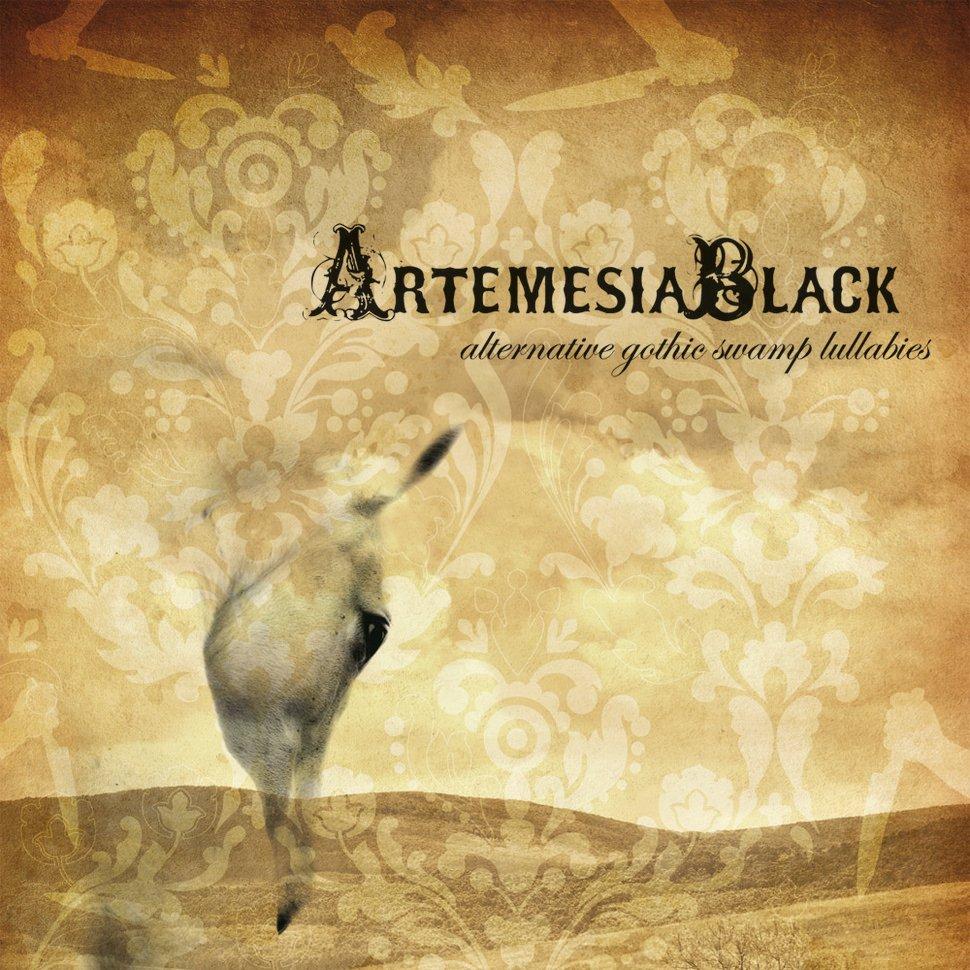 Artemesiablack cd cover agsl