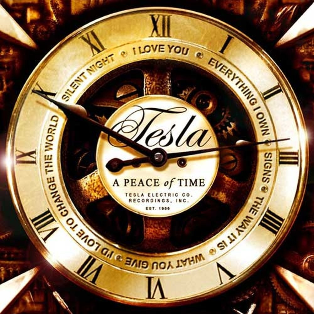 A Peace Of Time By Tesla Reverbnation
