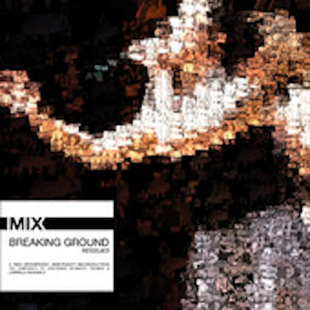 Mix breaking ground cover art