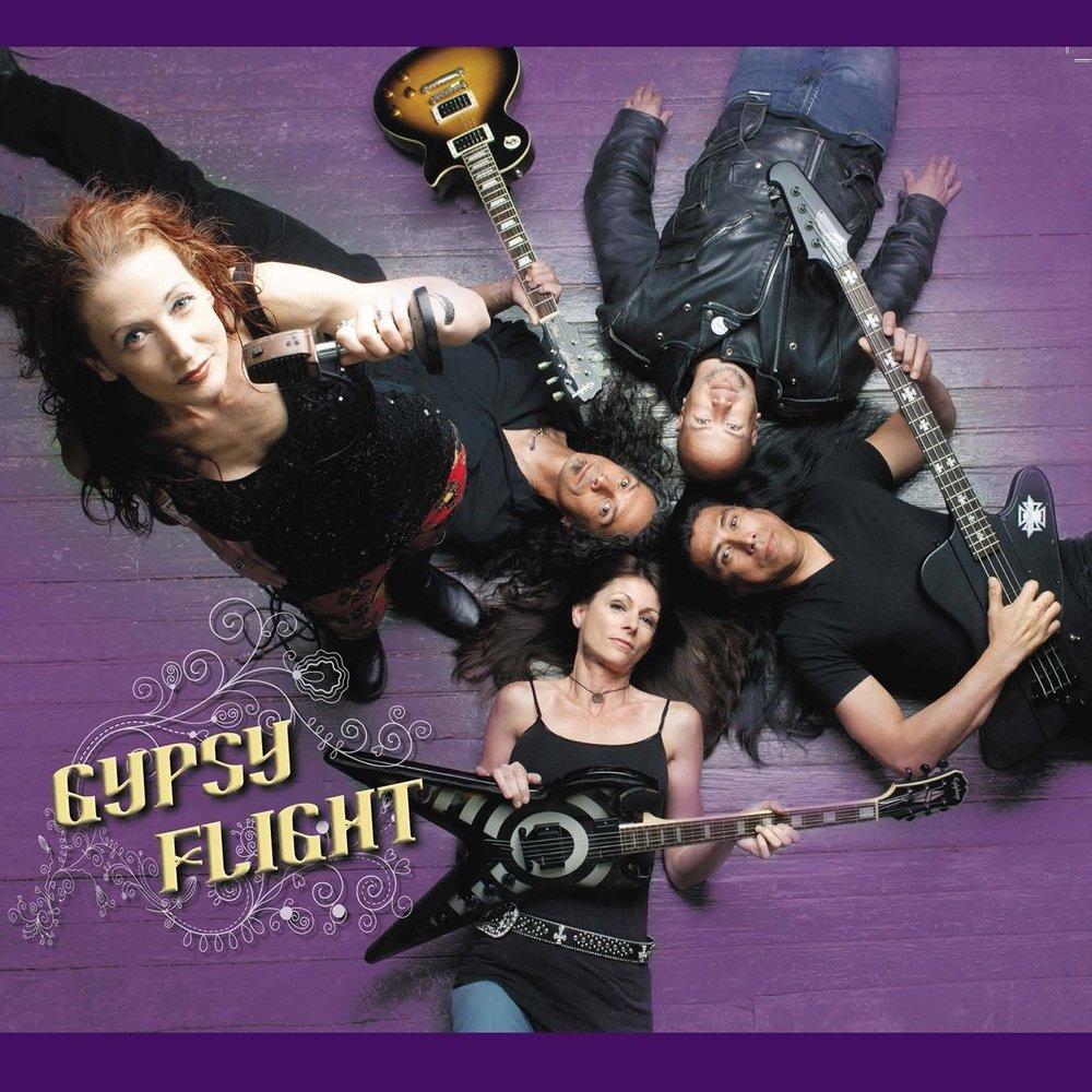 Gypsy flight cd baby art