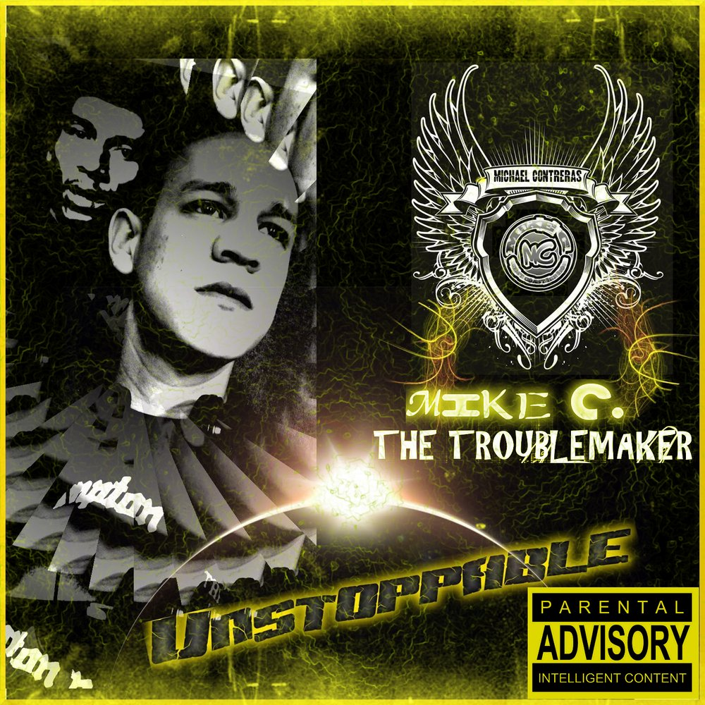 Unstoppable   cd cover