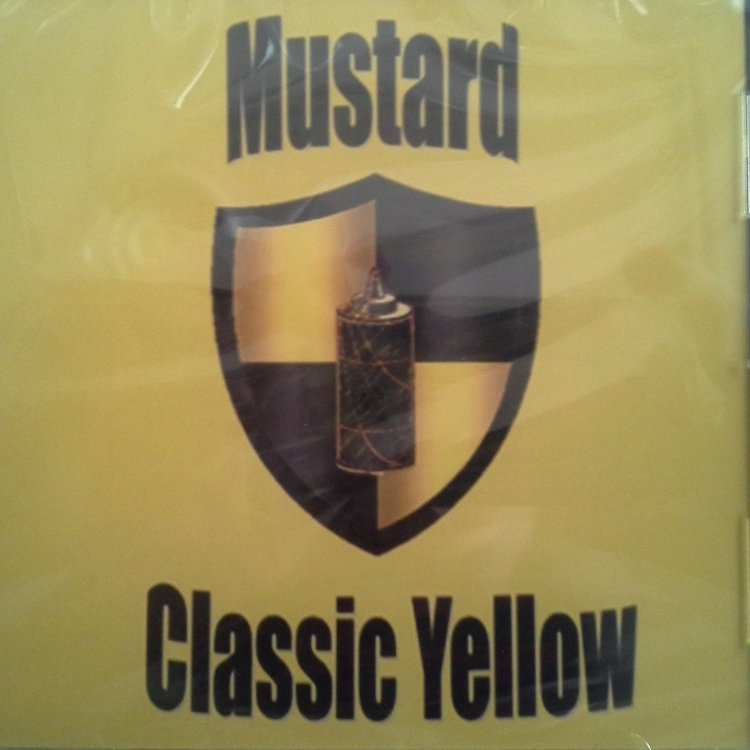 Mustard cover