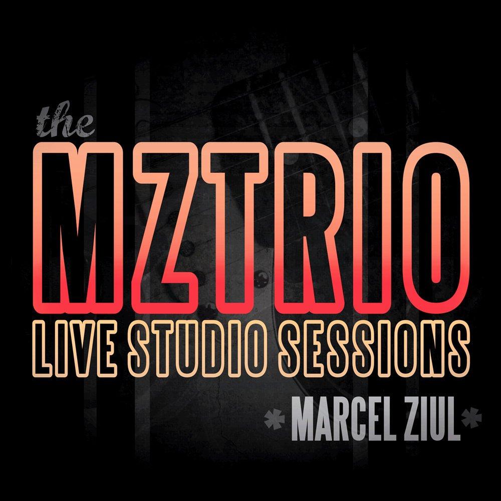 the mztrio live studio sessions  digital cover 1000x1000