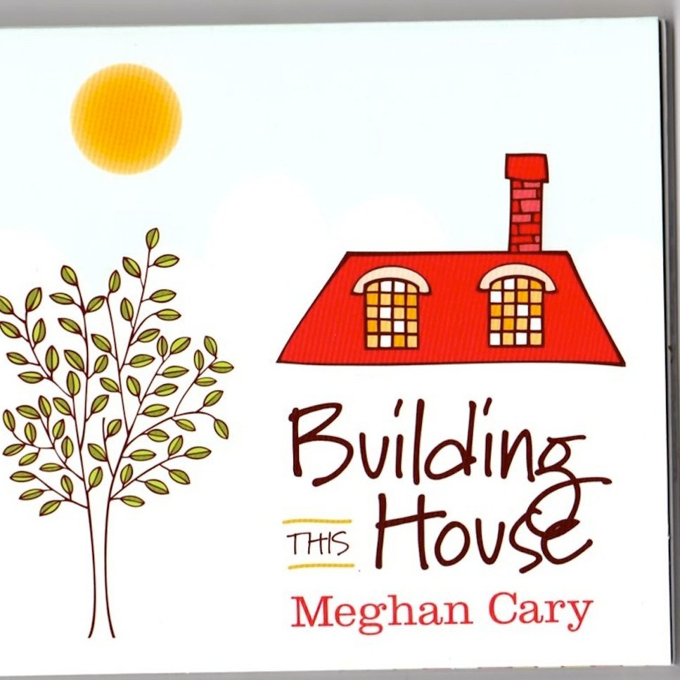 Building this house cd cover  see edges