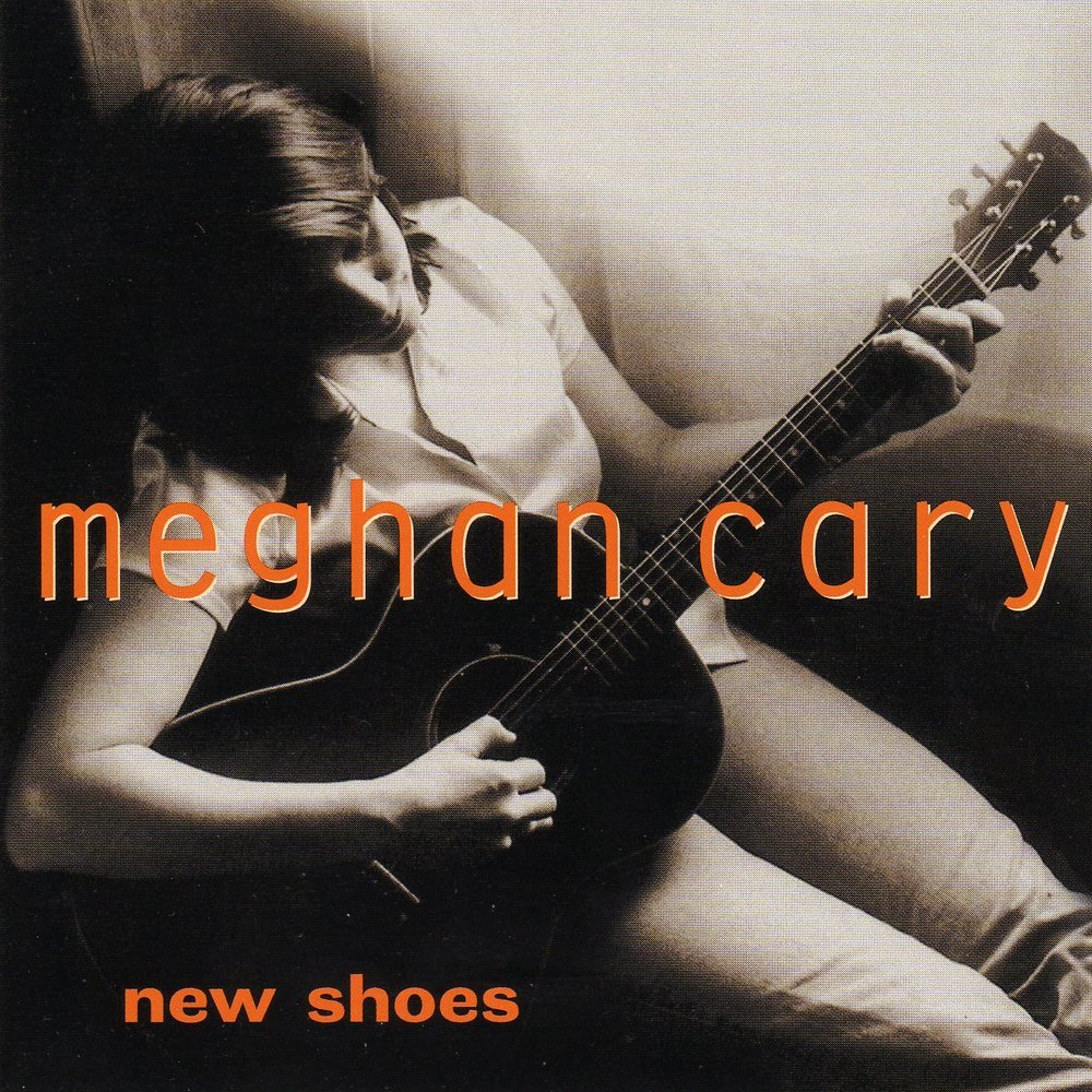 New shoes cd cover