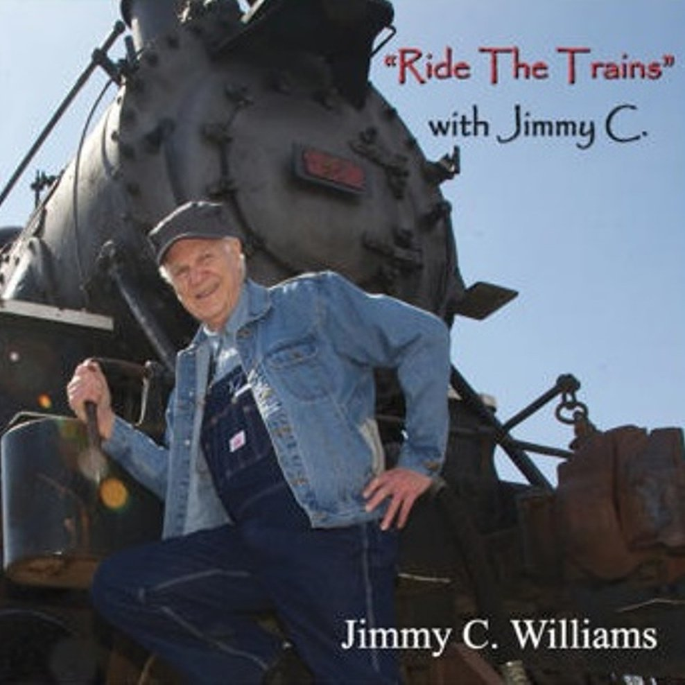 Cd cover picture 1k jimmy c williams
