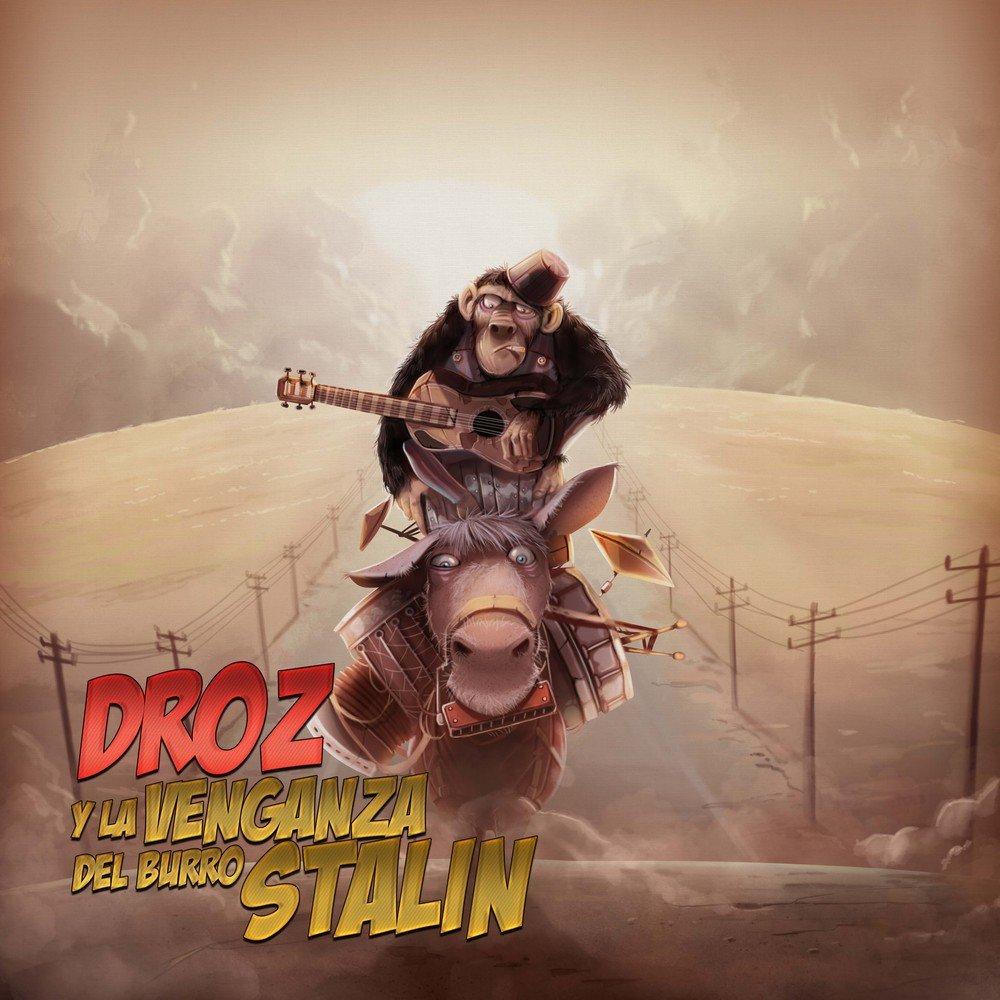 Droz y el burro stalin