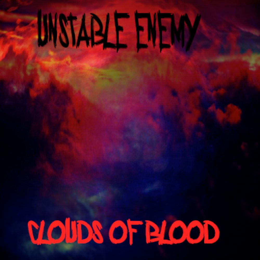 Clouds of blood  artwork