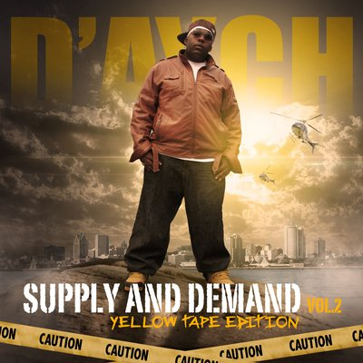 Supply and Demand Vol. 2 - Yellow Tape Edition