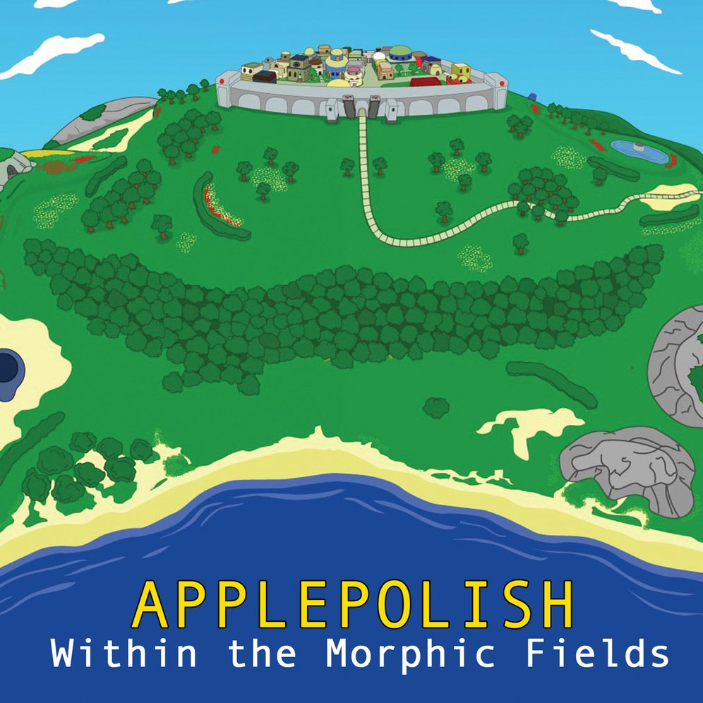 Johanpalacio applepolish morphic fields