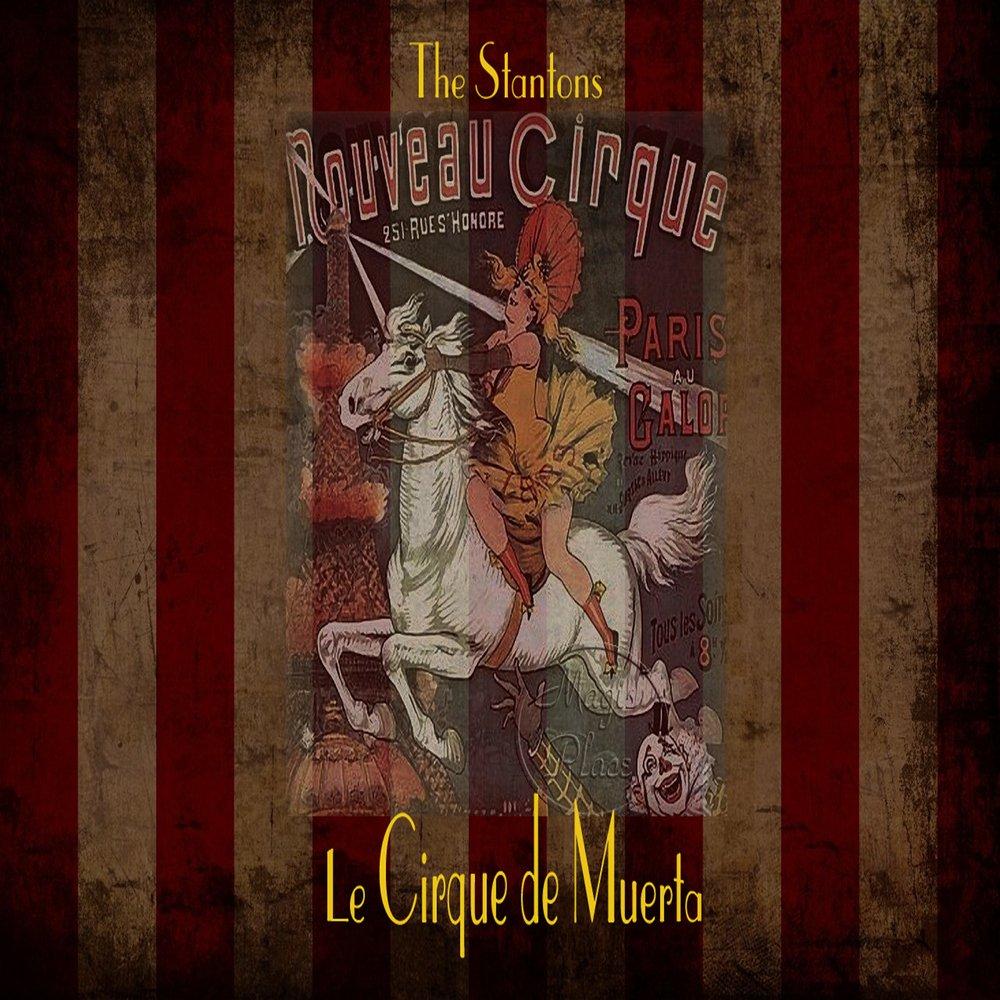 Cirque du muerta album art