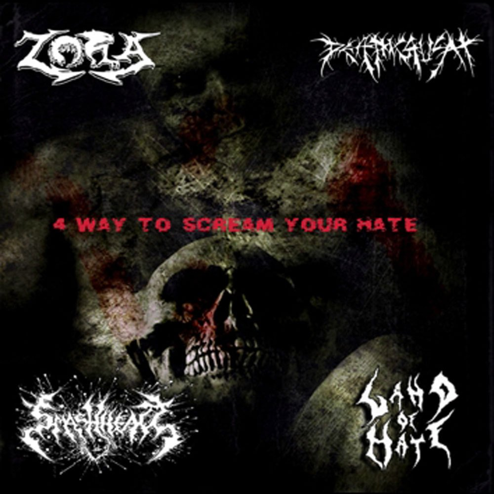 4 way to scream your hate