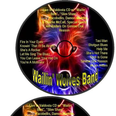 The Wailin' Wolves Band Live in Valdosta