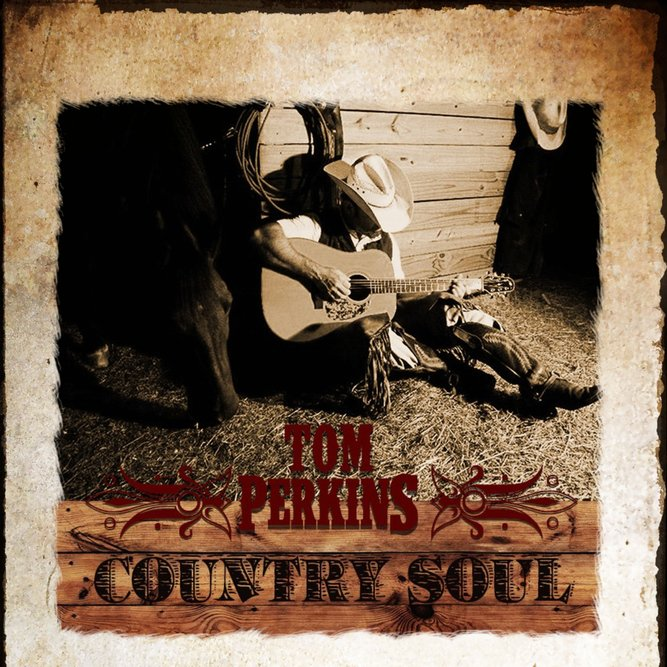 Country soul promo poster