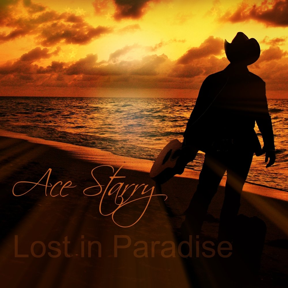 Ace starry   lost in paradise cd