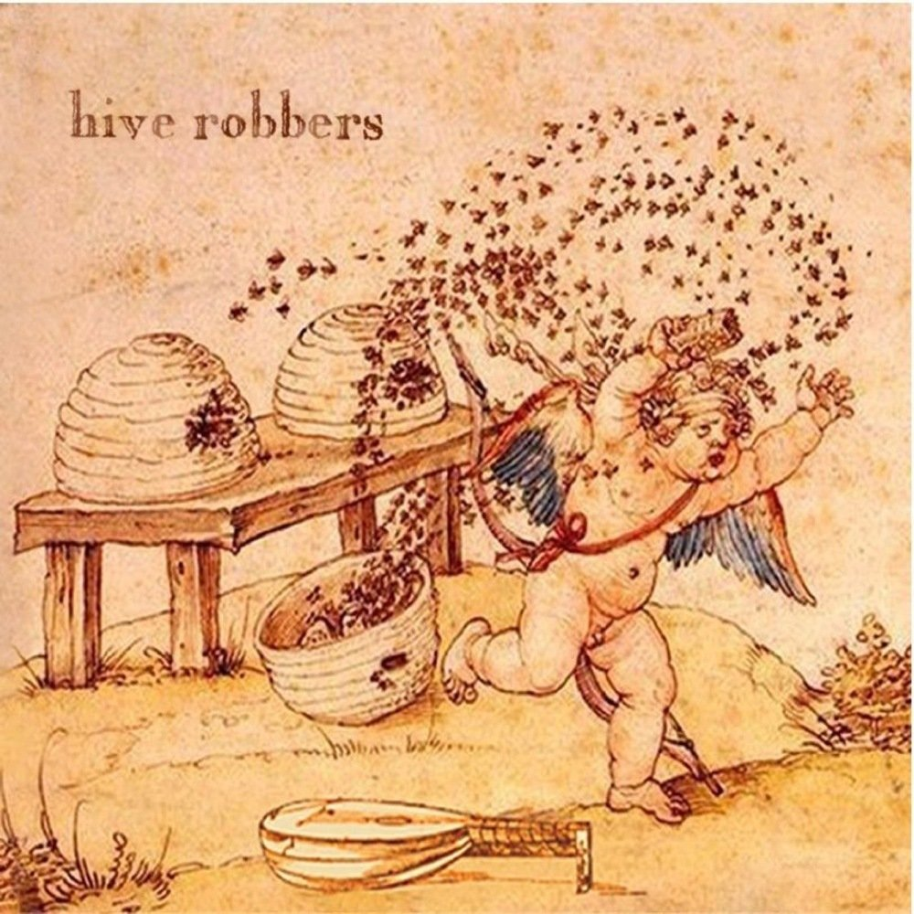 Hive robbers lp front cover