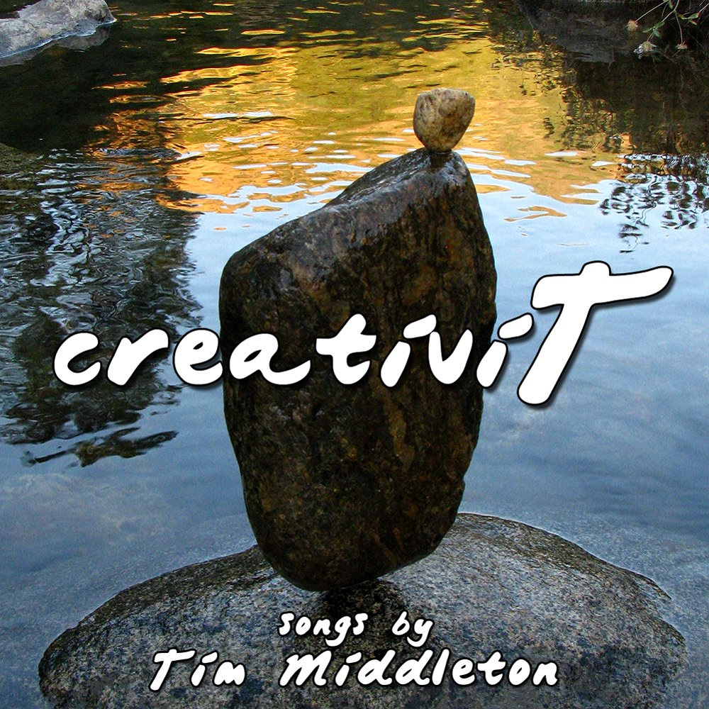Creativit cd cover