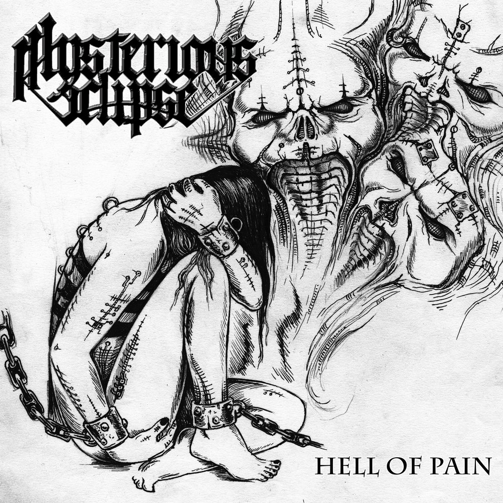 Hell of pain front cover