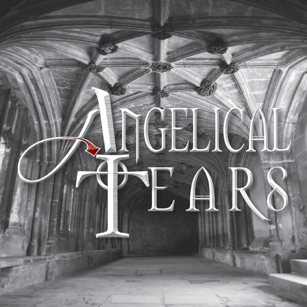 Angelical tears   ep cover front