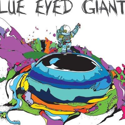 Blue Eyed Giants EP