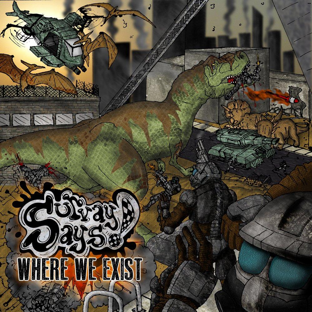 Wwe tunecore cover art