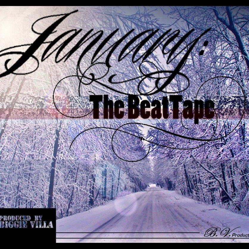 January the beattape  album cover