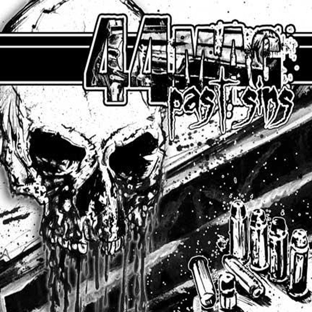 44 mag past sins cover