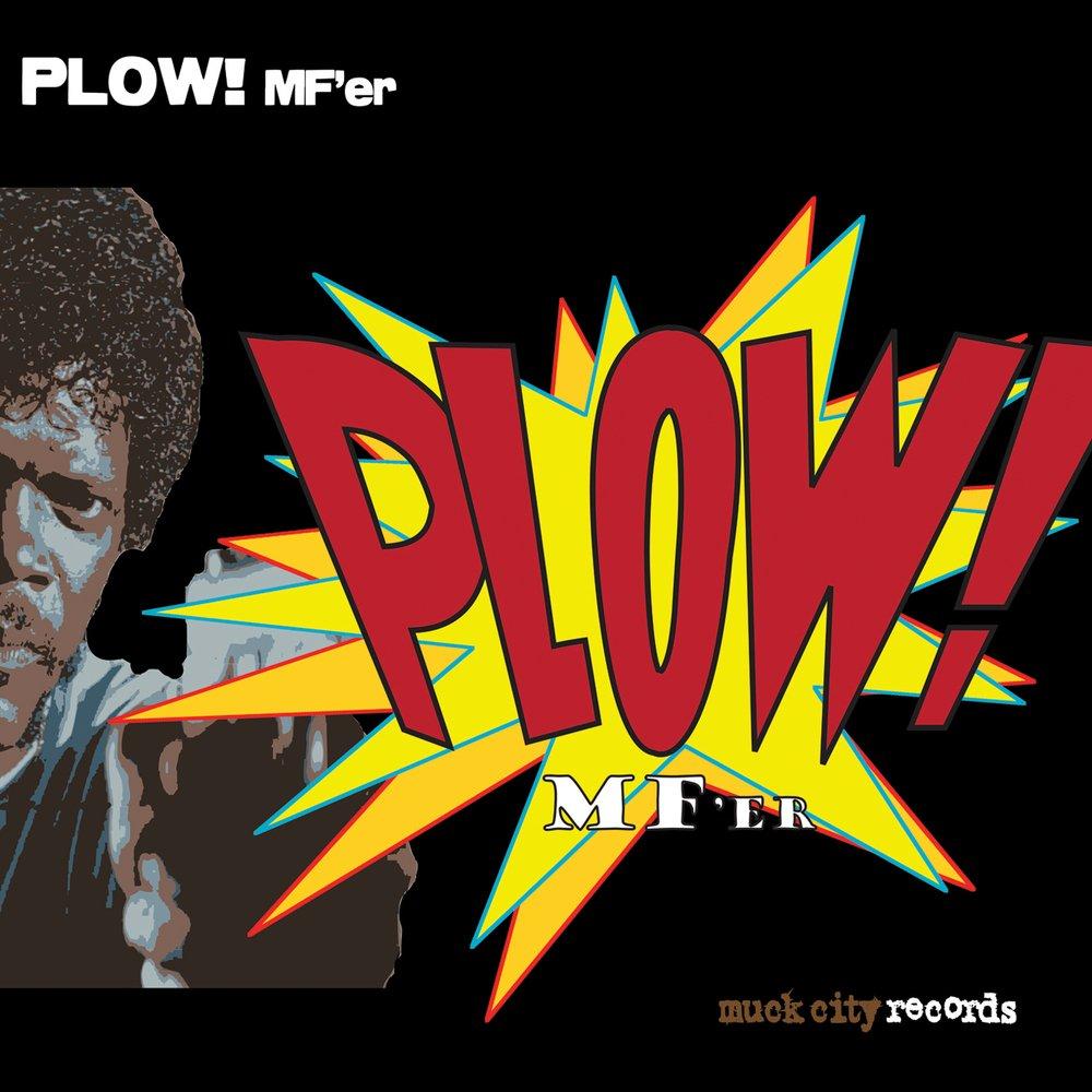 Plow album cover